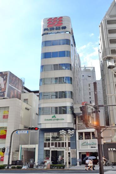 「矢場町」駅から徒歩2分 33.43坪のビルです