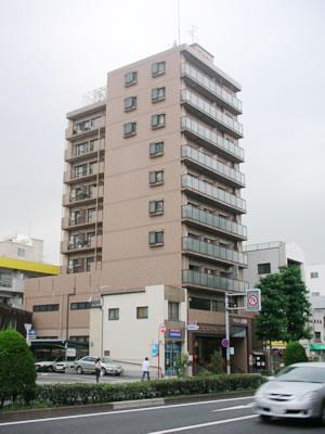 「上前津」駅から徒歩4分 68.78坪のビルです