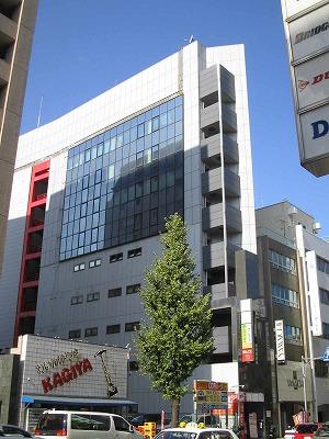 「矢場町」駅から徒歩9分 29.78坪のビルです