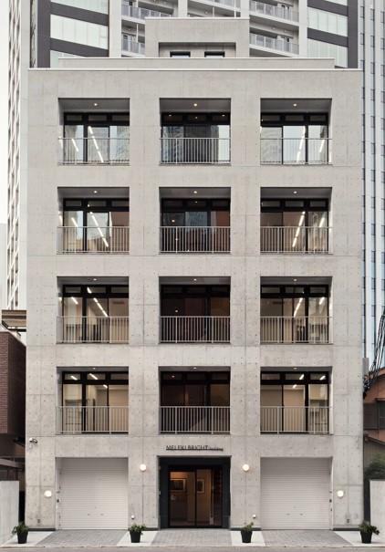 「名古屋」駅から徒歩8分 22.65坪のビルです
