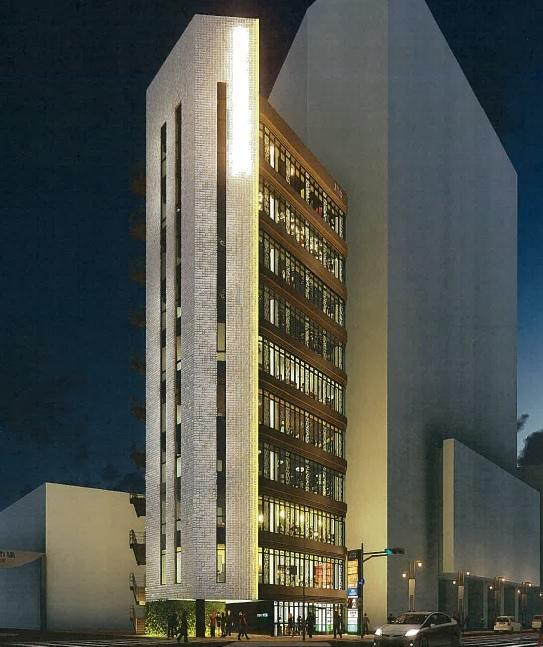 「名古屋」駅から徒歩4分 76.40坪のビルです