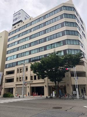 「新栄町」駅から徒歩5分 9.24坪のビルです