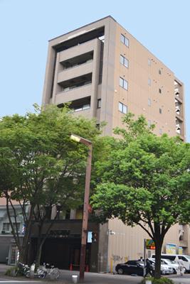 「久屋大通」駅から徒歩3分 13.73坪のビルです