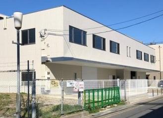 「岩塚」駅から徒歩7分 196.62坪のビルです
