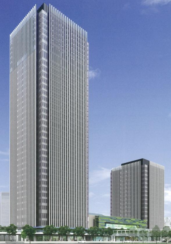 「ささしまライブ」駅から徒歩1分 368.90坪のビルです