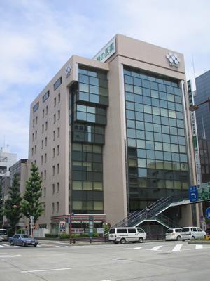 「久屋大通」駅から徒歩3分 61.56坪のビルです