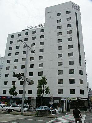 「新栄町」駅から徒歩2分 6.57坪のビルです