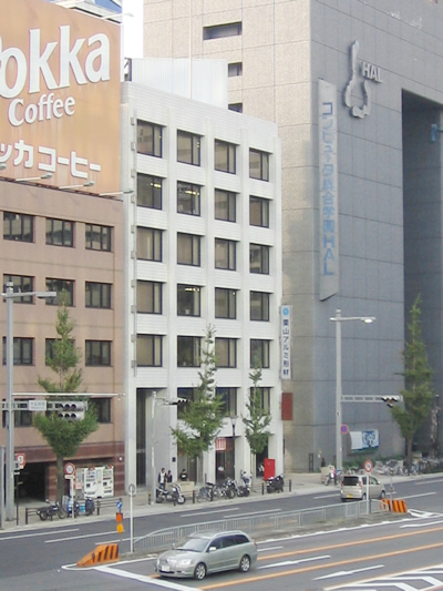 「名古屋」駅から徒歩7分 22.00坪のビルです