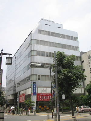 「矢場町」駅から徒歩4分 40.94坪のビルです