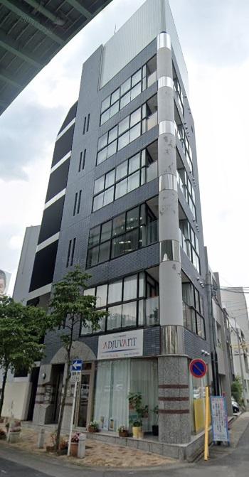 「国際センター」駅から徒歩7分 14.30坪のビルです
