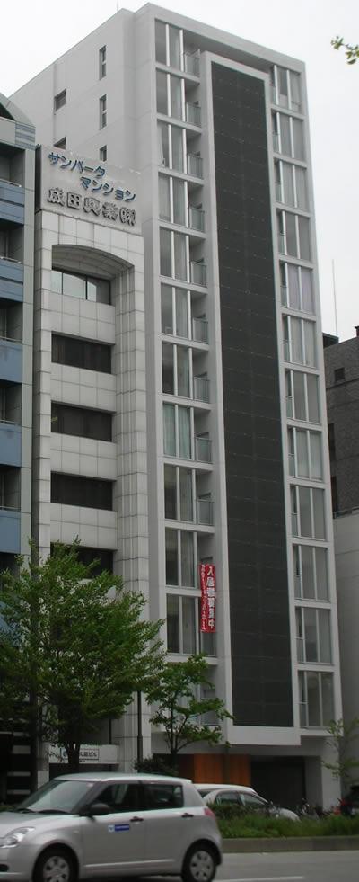 「久屋大通」駅から徒歩3分 13.08坪のビルです