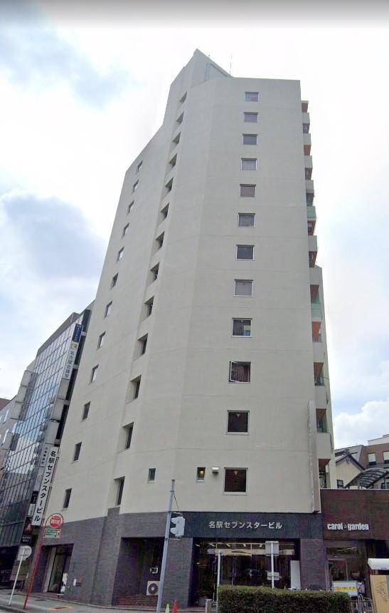 「名古屋」駅から徒歩3分 5.00坪のビルです