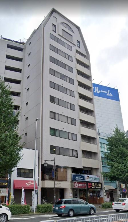 「新栄町」駅から徒歩3分 18.23坪のビルです