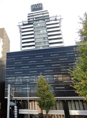 「新栄」駅から徒歩3分 11.32坪のビルです
