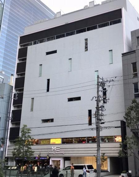 「名古屋」駅から徒歩1分 50.04坪のビルです