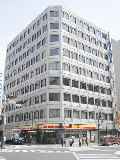 「上前津」駅から徒歩1分 114.41坪のビルです