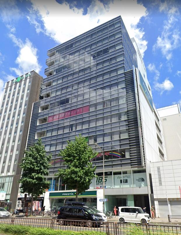 「栄」駅から徒歩1分 235.89坪のビルです