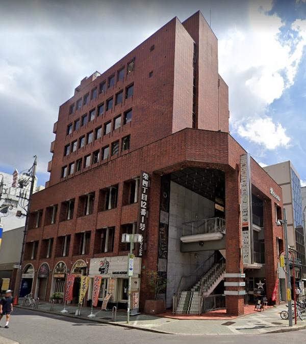 「栄」駅から徒歩5分 15.04坪のビルです