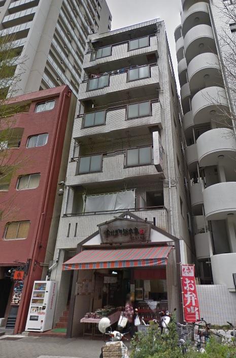 「久屋大通」駅から徒歩6分 6.90坪のビルです