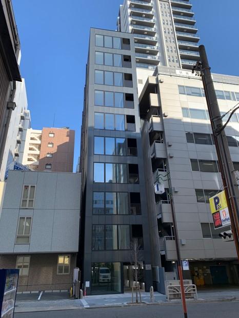 「丸の内」駅から徒歩3分 20.68坪・21.86坪のビルです