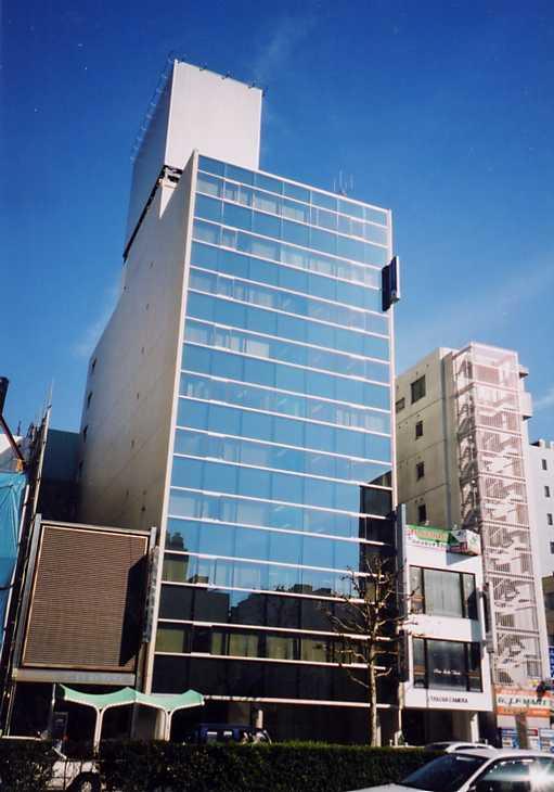 「久屋大通」駅から徒歩6分 29.62坪・19.20坪のビルです