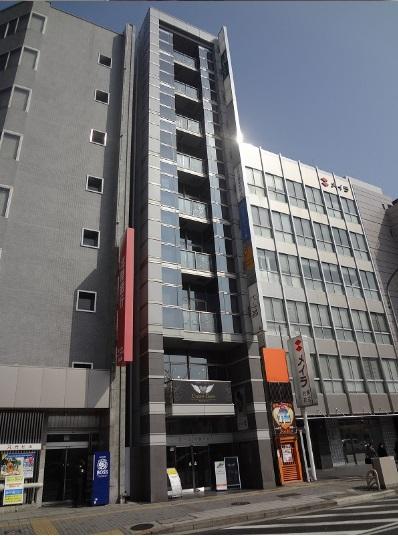 「名古屋」駅から徒歩5分 28.71坪のビルです
