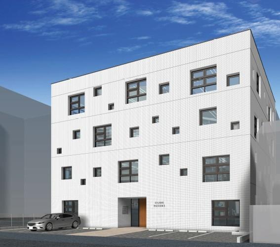 「名古屋」駅から徒歩5分 22.20坪・18.45坪・19.90坪のビルです