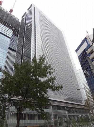 「名古屋」駅から徒歩1分 301.22坪のビルです