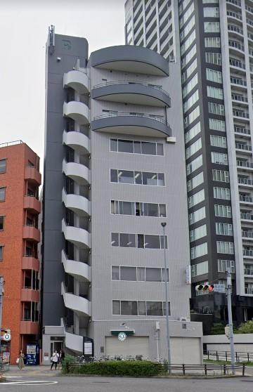 「名古屋」駅から徒歩4分 24.66坪のビルです