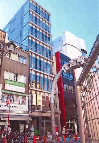 「栄」駅から徒歩10分 29.02坪のビルです
