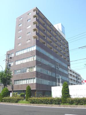 「大曽根」駅から徒歩8分 13.20坪のビルです