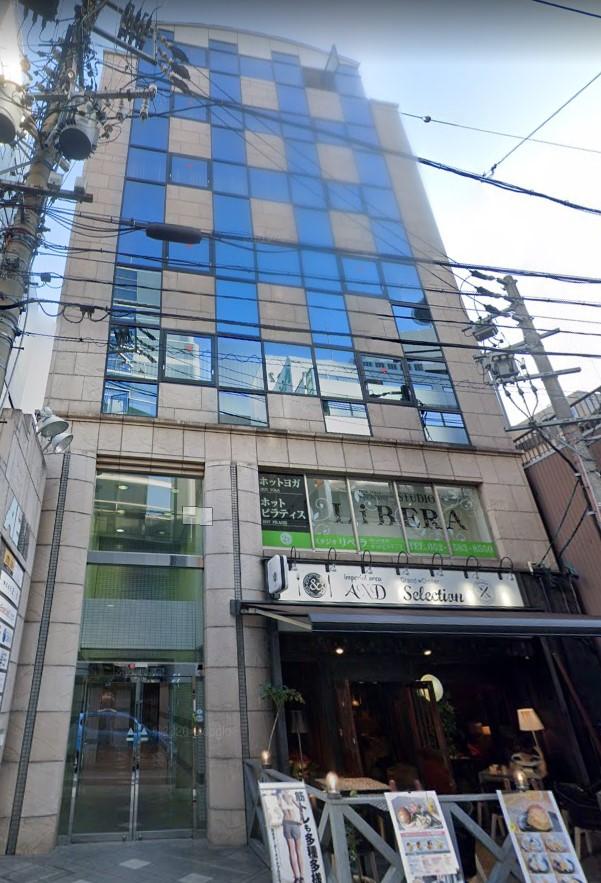 「名古屋」駅から徒歩7分 22.65坪のビルです