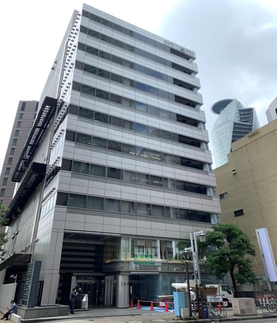 「名古屋」駅から徒歩3分 24.01坪・48.20坪・62.10坪のビルです