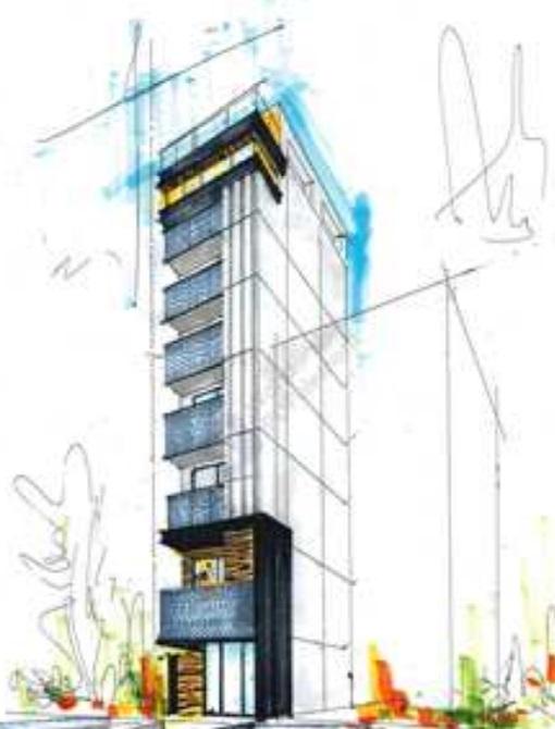 「丸の内」駅から徒歩2分 20.07坪・16.05坪・16.00坪のビルです