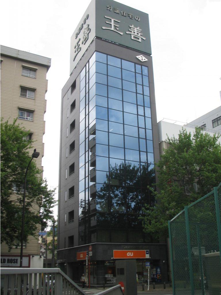 「矢場町」駅から徒歩7分 30.84坪のビルです