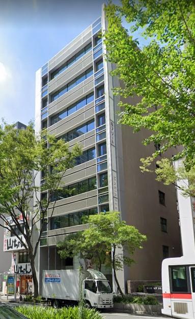 「伏見」駅から徒歩5分 11.97坪のビルです