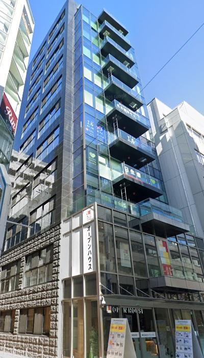 「栄」駅から徒歩2分 33.68坪のビルです
