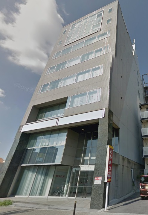 「三河豊田」駅から徒歩7分 21.56坪のビルです